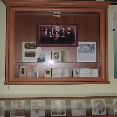 Фото 1914-1939рр.Фрагмент експозиції.
